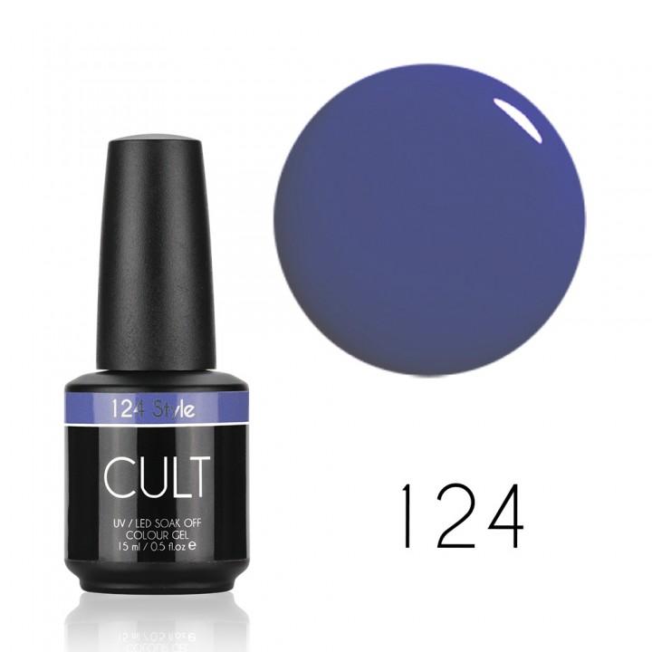 Гель лак для ногтей CULT №124 Style