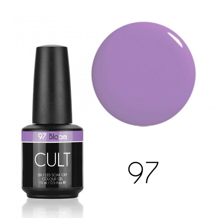 Гель лак для ногтей CULT (КУЛЬТ) №97 Bloom