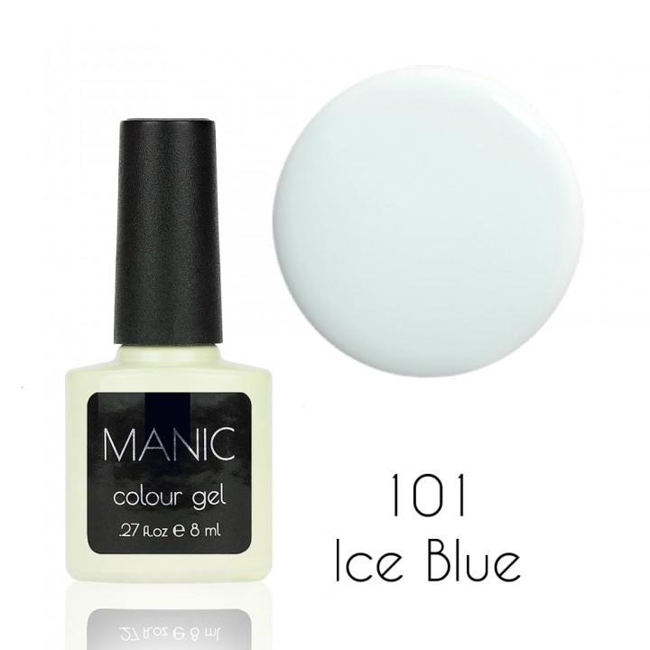 Гель лак для ногтей MANIC №101 Ice Blue