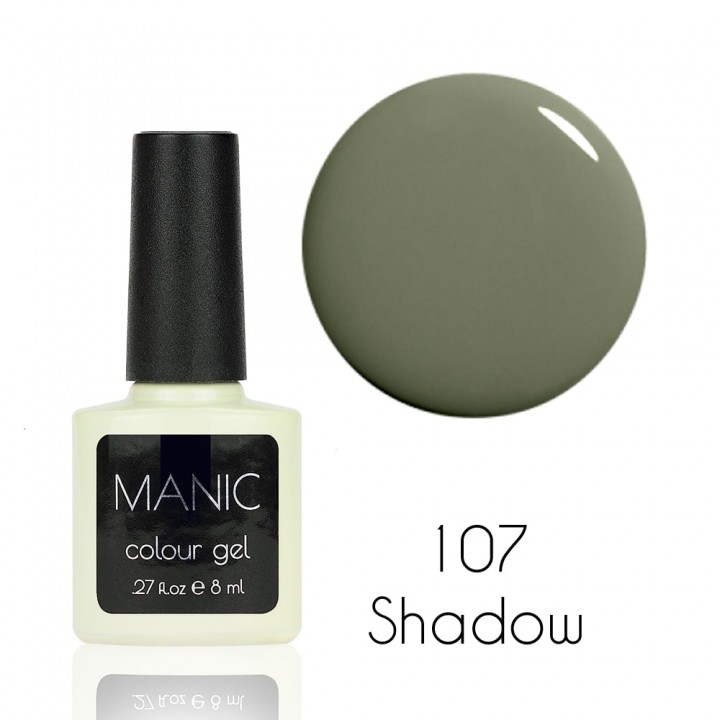 Гель лак для ногтей MANIC №107 Shadow