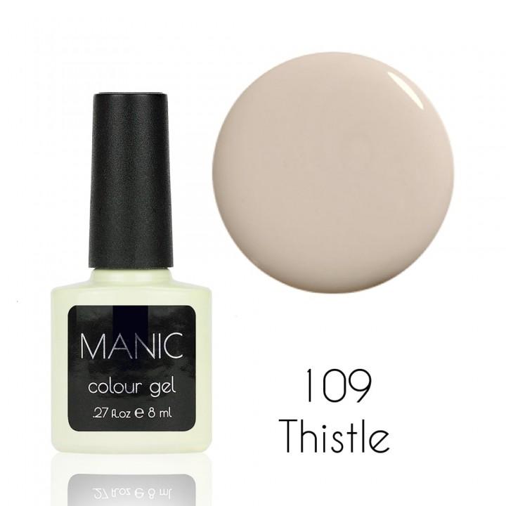 Гель лак для ногтей MANIC №109 Thistle