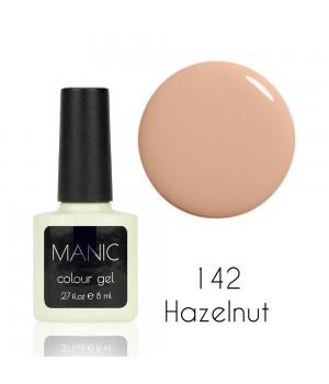 Гель лак MANIC №142 Hazelnut