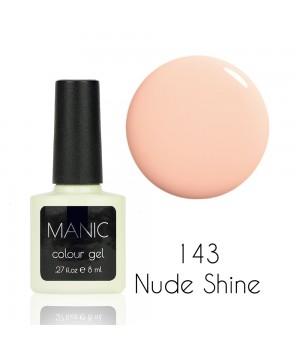Гель лак MANIC №143 Nude Shine