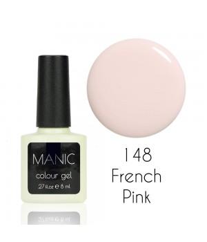 Гель лак MANIC №148 French Pink