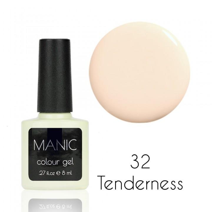 Гель лак для ногтей MANIC №32 Tenderness