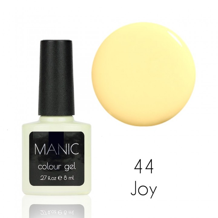 Гель лак для ногтей MANIC №44 Joy