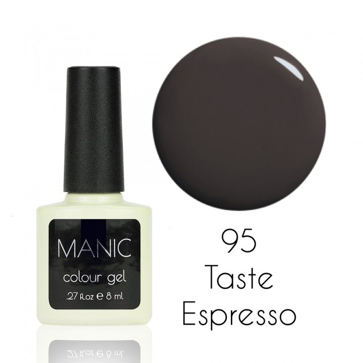Гель лак для ногтей MANIC №95 Taste Espresso