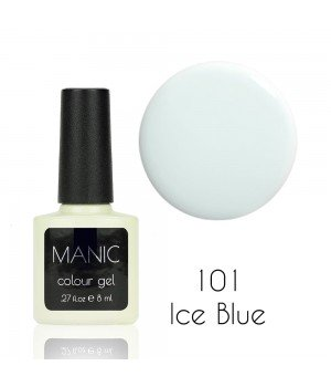 Гель лак MANIC №101 Ice Blue