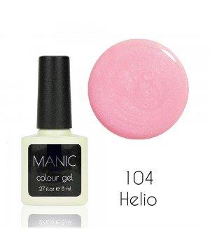 Гель лак MANIC №104 Helio