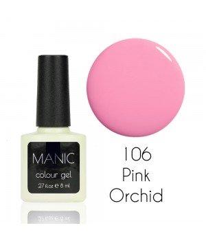 Гель лак MANIC №106 Pink Orchid
