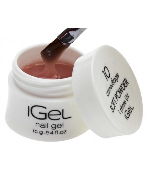 Гель Soft Powder iGel №10
