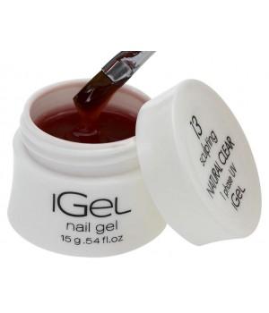 Гель Natural Clear iGel №13