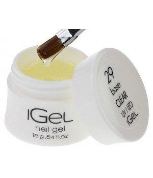 Базовый гель Base Gel Clear iGel №29