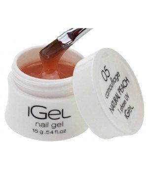 Гель Natural Peach iGel №05