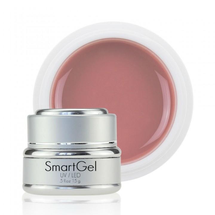 Гель для наращивания ногтей SmartGel №54 Dark Pink