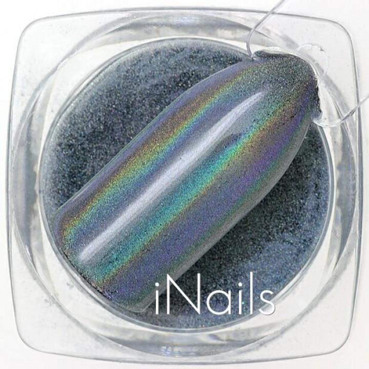 Призма (Втирка) голографическая для дизайна ногтей №06
