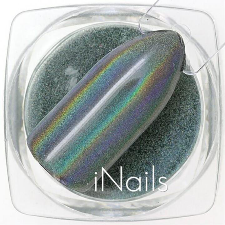 Призма (Втирка) голографическая для дизайна ногтей №05