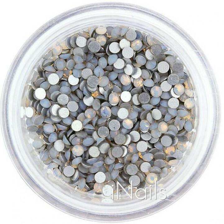 Стразы Crystal White Opal для дизайна