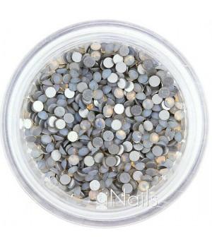 Стразы Crystal White Opal